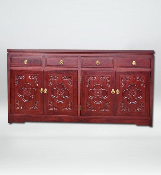 烟台红木定制办公桌优点