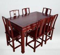 实木家具餐桌如何保养